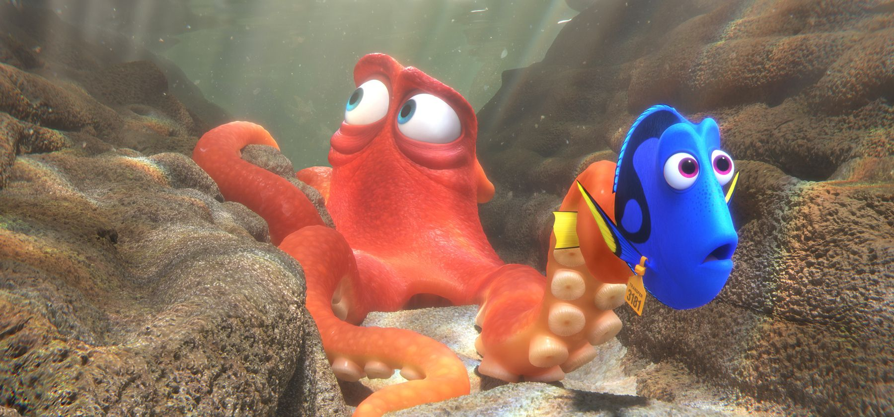 Finding Dory Review (Spoiler Free)