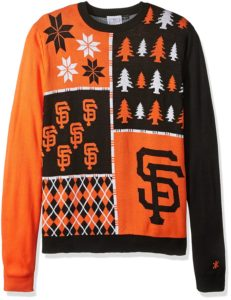 SF Giants Ugly Blocks