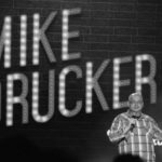 Comedian Mike Drucker